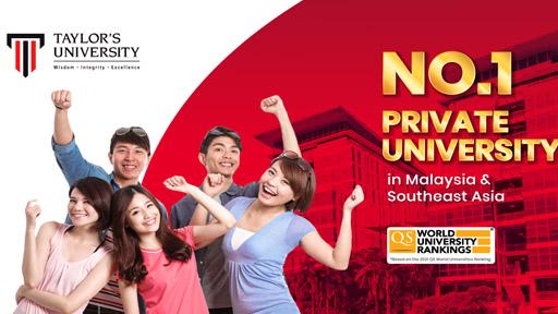 #1 Private University Malaysia