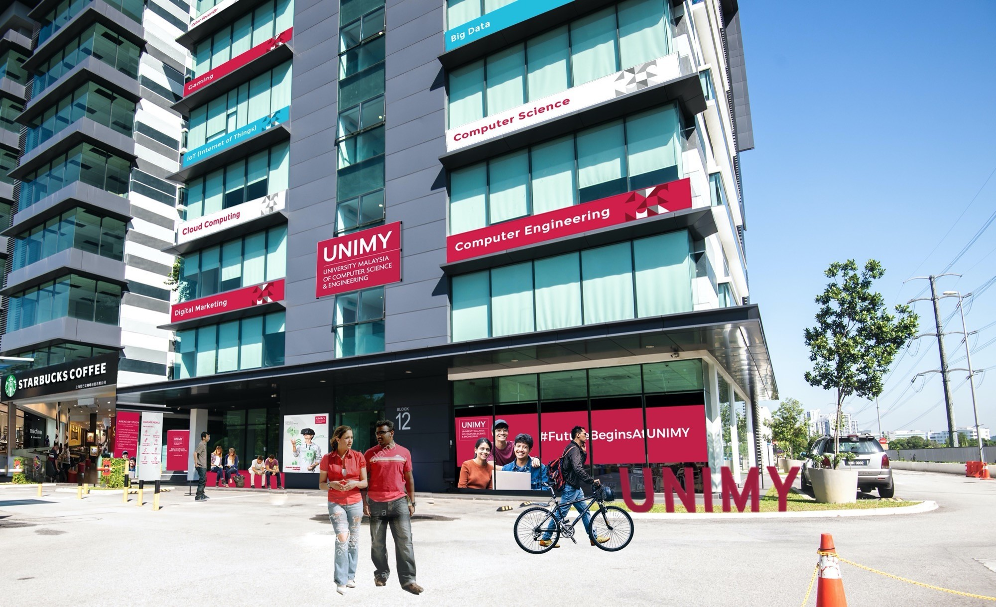 Study In Malaysia: INTERNATIONAL STUDENTS UNIMY
