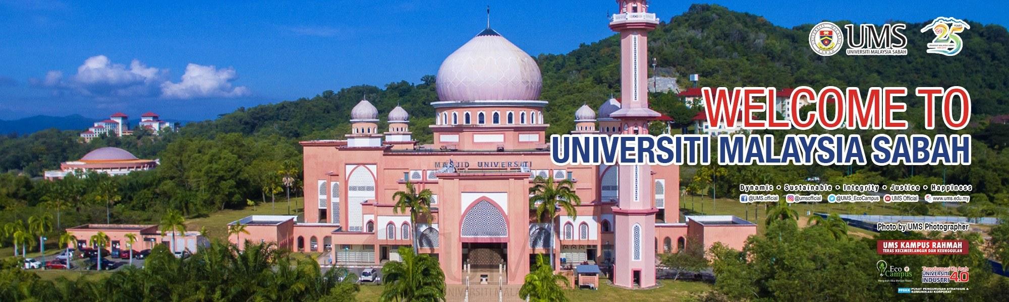 University of Malaysia Sabah UMS